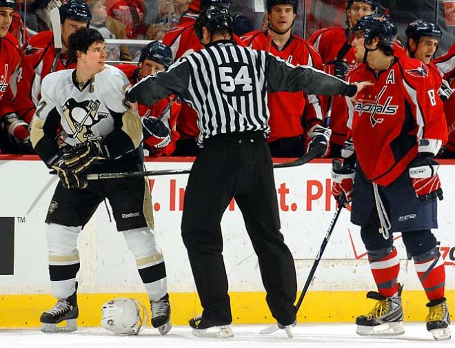 Face Of The NHL: Sidney Crosby or Alexander Ovechkin? – Blog