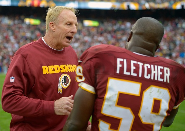 One of these guys is still around with the Redskins